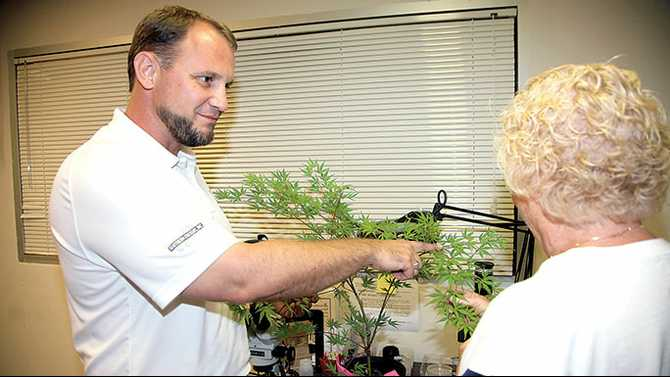 Green Thumb: New Extension Agent comes to town