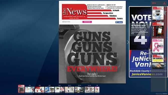Oct. 22, 2014 Digital Edition of the Rockdale News