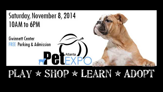 Atlanta Pet Expo (Gwinnett Performing Arts Center)