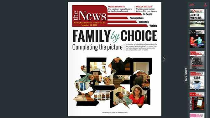 Wednesday Digital Edition: Nov. 12, 2014