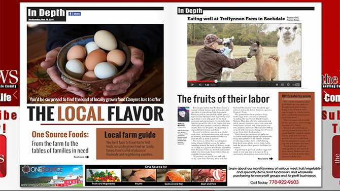 Local Flavor: Finding food grown in Conyers