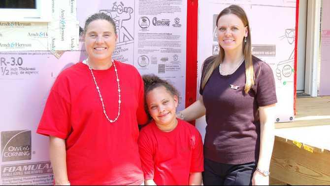 Building a village: Habitat for Humanity Rockdale seeks more families, corporate sponsors