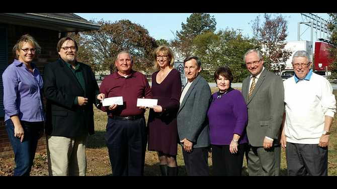 Ga. Power Foundation gives to RER, Mercy Heart