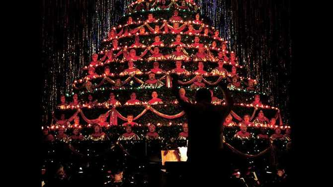 Living Christmas Tree musical performance returns to First Baptist Conyers, Dec. 12-14