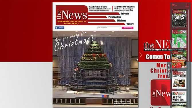 Wednesday Digital Edition: Dec. 10, 2014