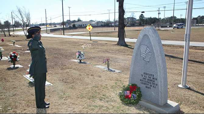 First Wreaths Across America event in Rockdale, bigger event next year