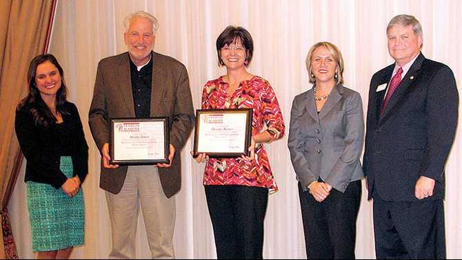 Three Rockdale leaders graduate Ga. Academy for Economic Development program