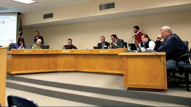 McBrayer renewed as school board chair