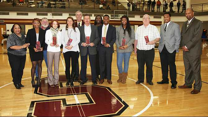 Salem inducts Hall of Fame members