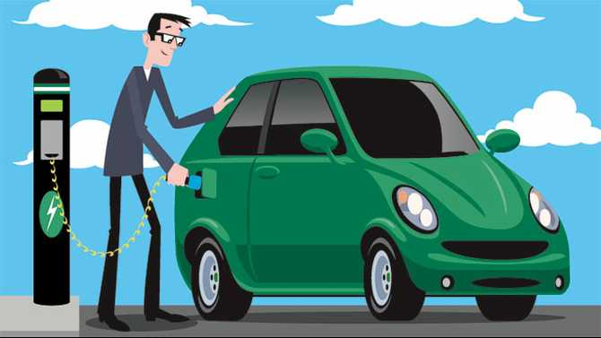Electric vehicle charging accomodations discussed for county law changes
