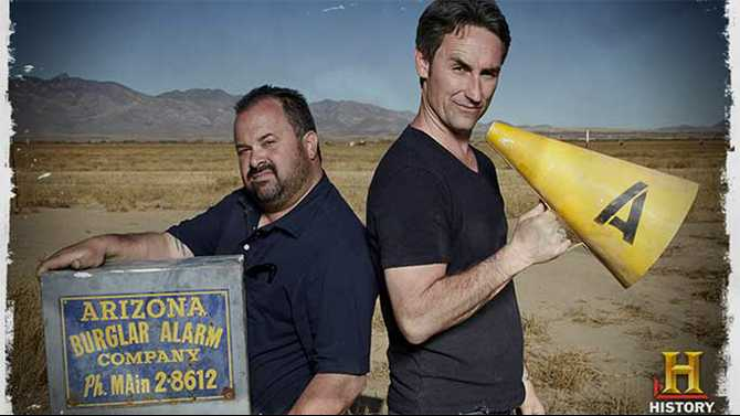 American Pickers TV show coming to Georgia
