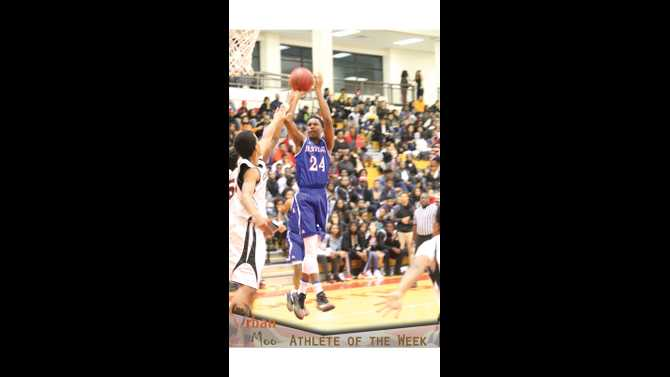 HHS athlete of the week: Isaiah Banks