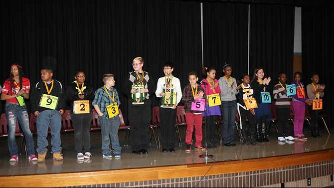 Rockdale County Spelling Bee champion crowned