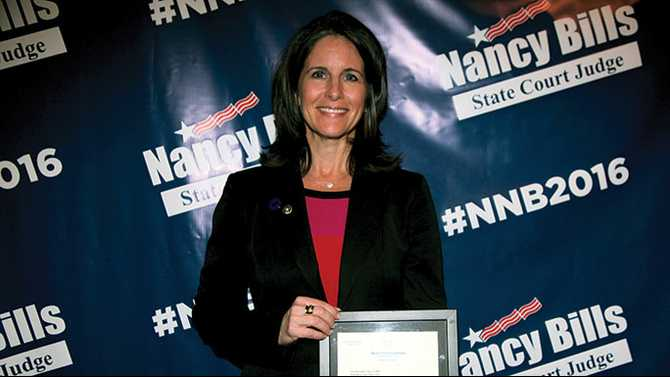 Judge Nancy Bills to run for re-election in 2016