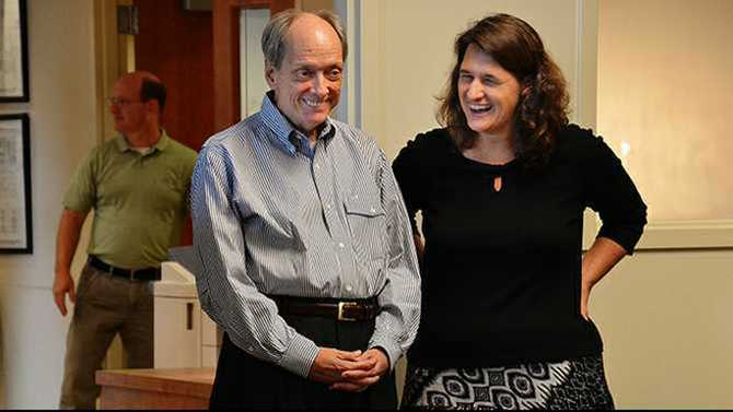 Newton's first county manager passes away