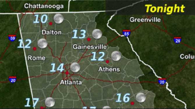 Freezing rain, snow in Rockdale Friday to Saturday