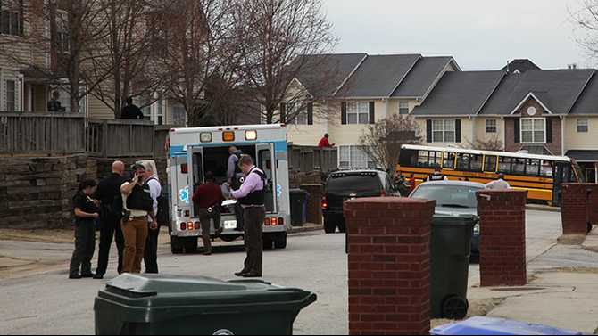 UPDATE: Drug deal robbery led to Tuesday's shooting
