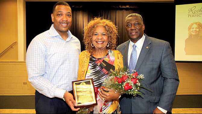 Ellis named Charles P. Cole Citizen of the Year