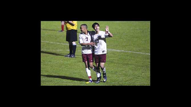 Rodriguez hat trick leads Salem to victory