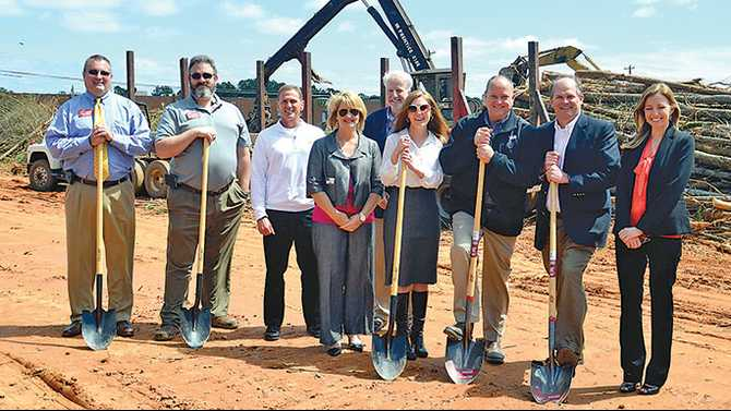 Ashley Capital breaks ground on 175,000-square-feet building