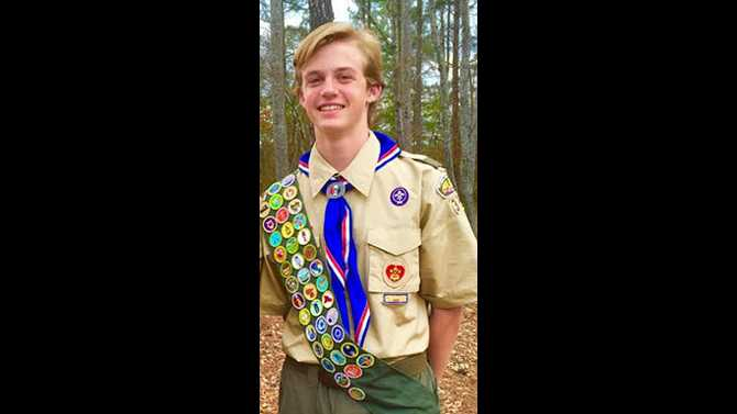 Conyers teen becomes Eagle Scout