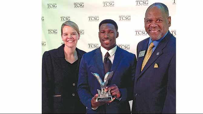 GPTC student named state EAGLE winner