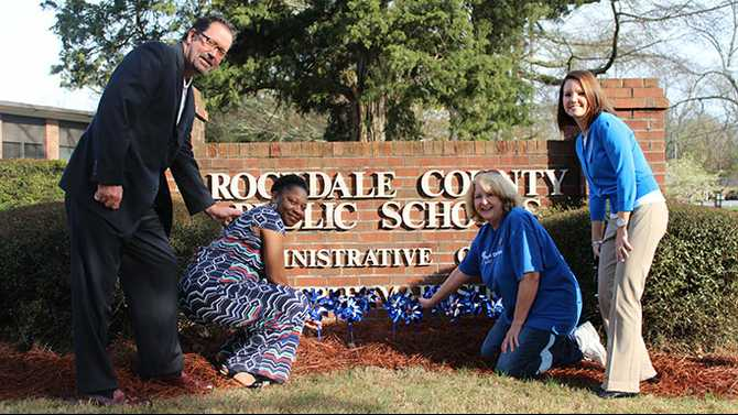 Schools, nonprofits highlight Child Abuse Prevention Month in April