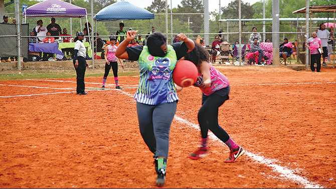 PHOTOS: Play Kickball!