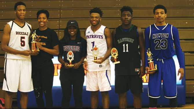 Rockdale owns festivities at NewRock All-Star game