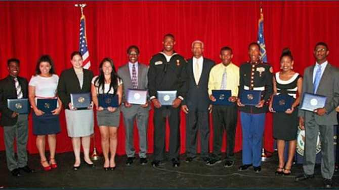 Rockdale students nominated for West Point, Air Force Academy