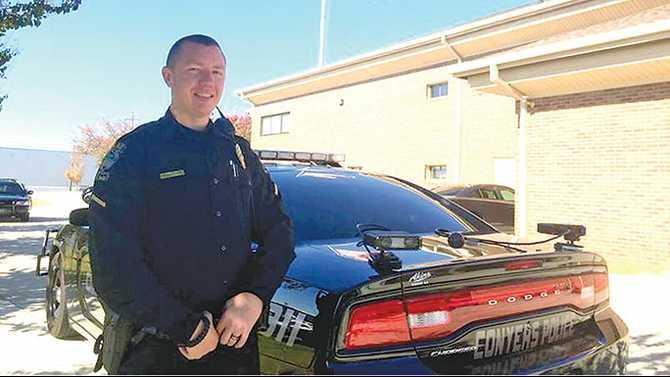 Officer Spotlight: CPD Officer Spencer Holland