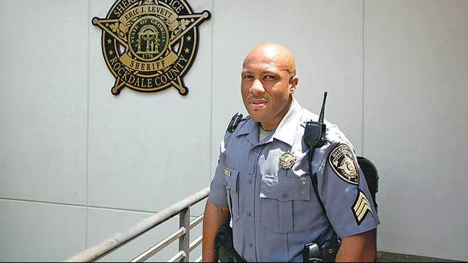 Deputy Spotlight: RCSO Deputy Dexter Harris