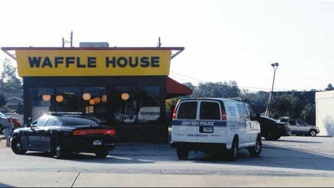 DNA matches carjacking suspect to Waffle House robbery