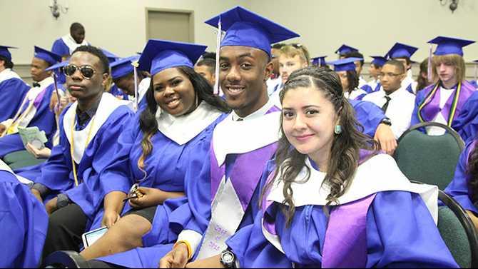 PHOTOS: Heritage Graduation 2015