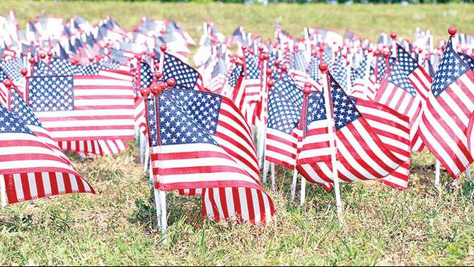 Honoring Service and Sacrifice on Memorial Day