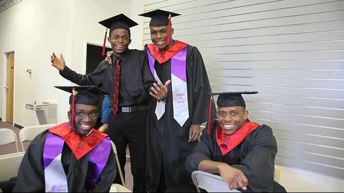 PHOTO: RCHS/Rockdale Magnet School graduation 2015