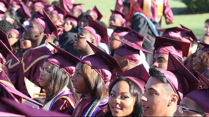 PHOTOS: Salem Graduation 2015