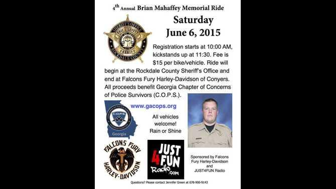 Savage 5K Run and Mahaffey Memorial Ride, June 6