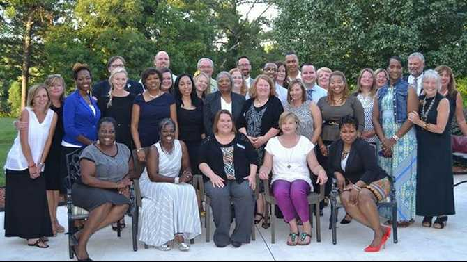 Leadership Rockdale Class of 2015