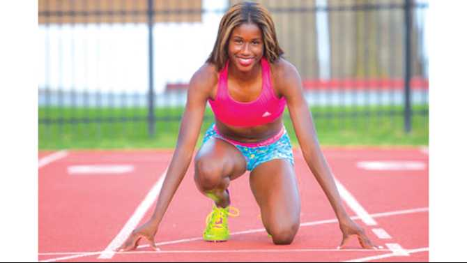 Candace Hill hopes to raise money for World Youth Championships