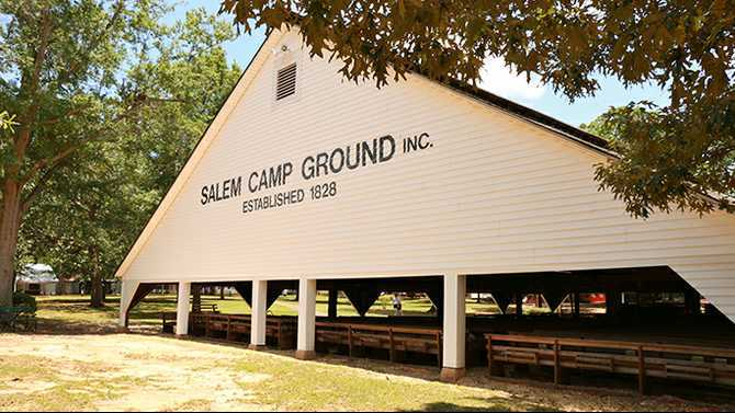 Salem Camp Meeting returns July 10 for 187th year