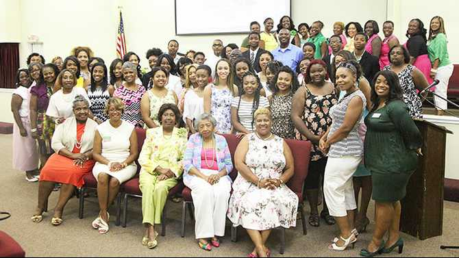 $20,000 in scholarships awarded by AKA Chi Tau Omega chapter