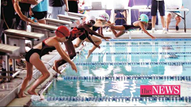 PHOTOS: All County Swim Meet