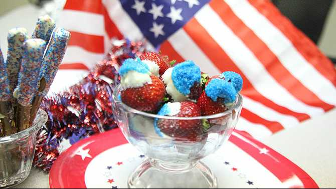 RECIPES: A Sweet Independence Day