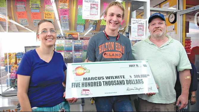 Rockdale locksmith wins $500K lotto prize