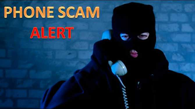 Conyers Police warn of phone scam