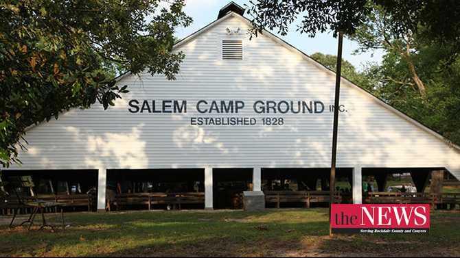187th Salem Camp Meeting wraps