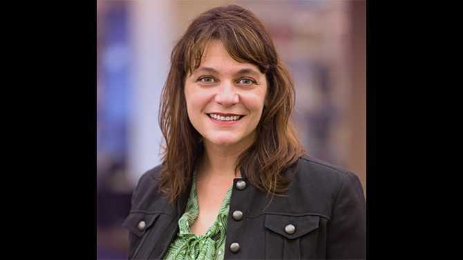 New library director named