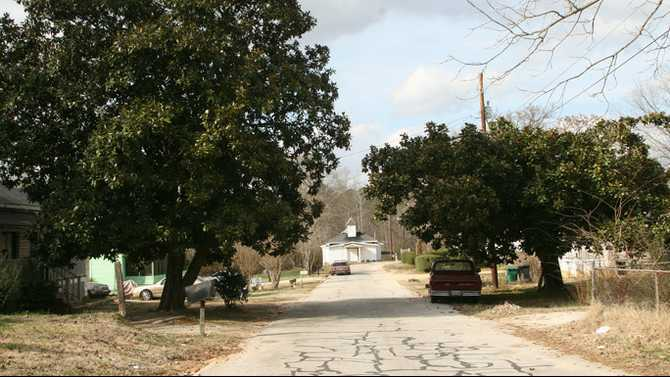 Pastor and county at odds in the Milstead improvement project