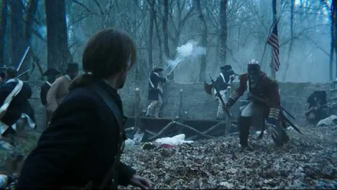 Film Focus: 'Sleepy Hollow' battle scene calls for extras
